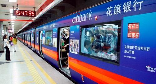 「车身贴了广告怎么处理」深圳地铁车身广告报价的因素有哪些?