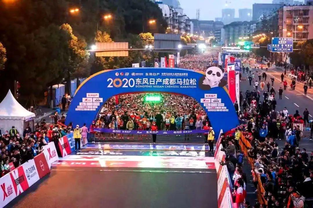 「跑着跑着就」在无人的地方,奇骏一直跑着属于自己的马拉松