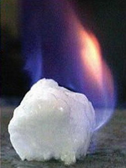 什么是可燃冰?中國有多少?