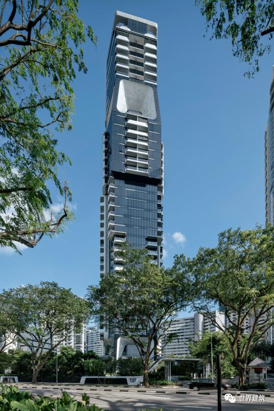 「斯科茨达拉汽车公司」WA丨UNStudio丨斯科茨大楼丨阳台