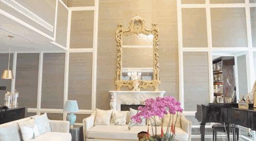 「爱马仕上海专柜」在爱马仕上涂鸦、把Dior专柜搬回家:看完百亿名媛的一天,我好酸