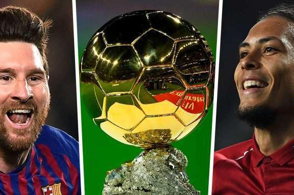 范迪克超梅西成金球獎頭號熱門 利物浦名宿還是認定梅球王再加冕