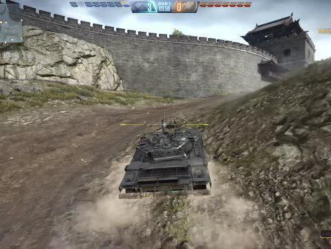 「嘴凸」CFHD:就坦克大战这块来说,我是嘴强输出的王者
