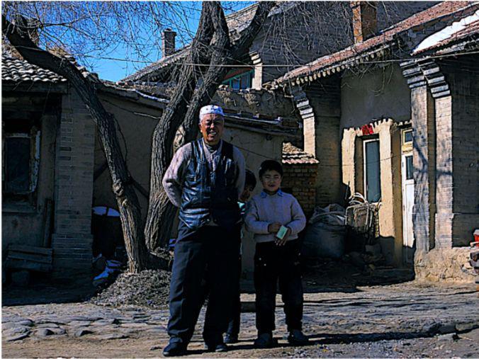 「赤峰为什么划回内蒙」老相册:内蒙赤峰,九十年代