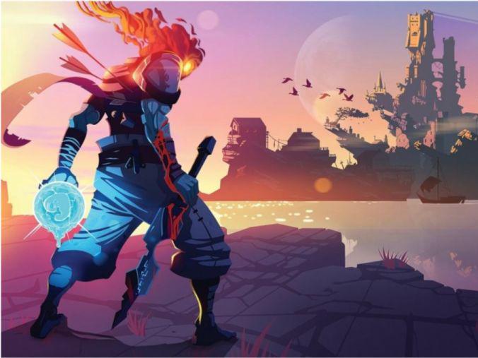 """「黑魂2死了多次会怎么样」类魂硬派游戏《死亡细胞》最新 DLC""""致命陨落""""明年初问世"""