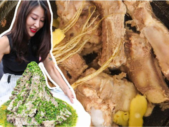 「泰国火山排骨山秘制汤做法」红遍全网的泰国火山排骨,简单4步在家做,比夜市的还好吃