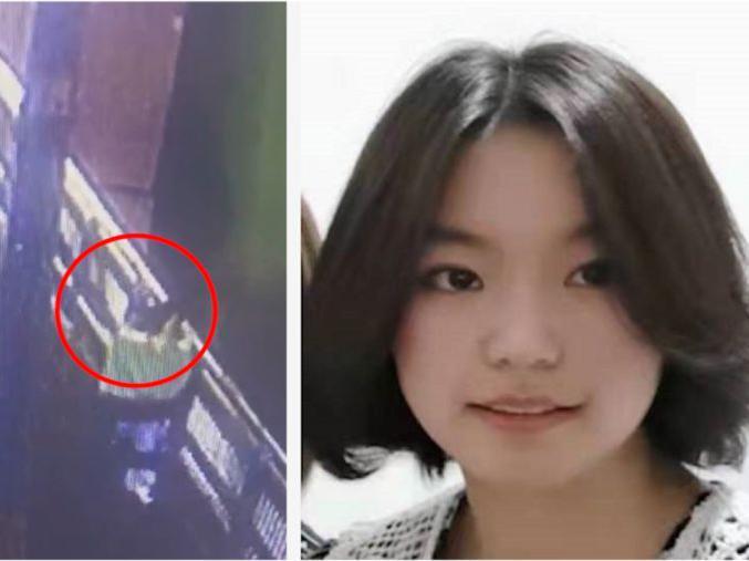 「一吵架对方就失联」重庆高中女生失联18天,和同学吵架后离校,妈妈:最后画面是在长江大桥上