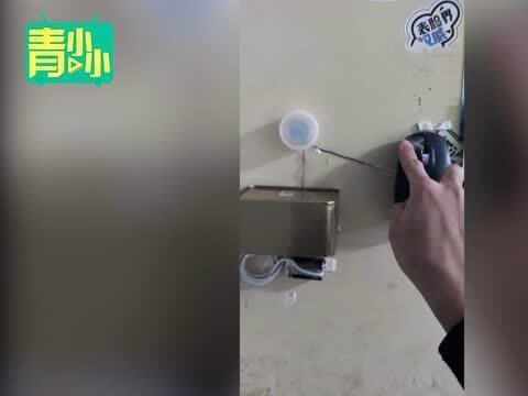 「鼠标改造」高科技!高校男生用废弃鼠标自制简易门铃