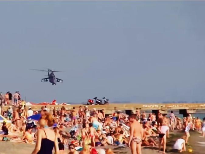 「中国直升机」这是俄罗斯救生直升机吗?