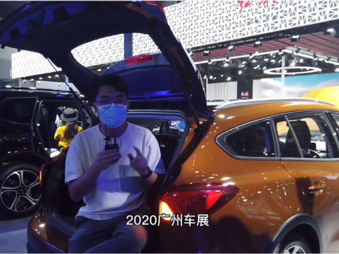 「旅行车推荐」旅行车的春天,一个视频带你看广州车展热门旅行车