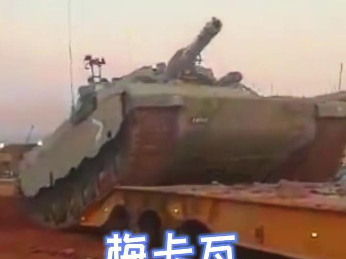 「如果翻车现场」重型坦克翻车现场