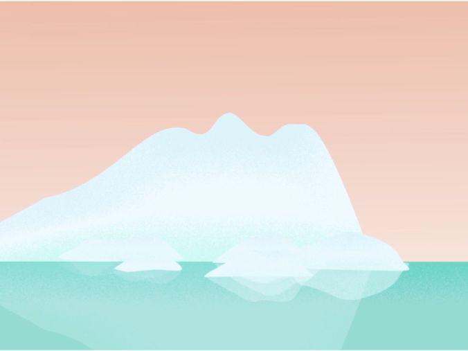 「冰川融化我们应该怎么做」温室效应、污染⋯⋯冰川融化时,没有一个人是无辜的