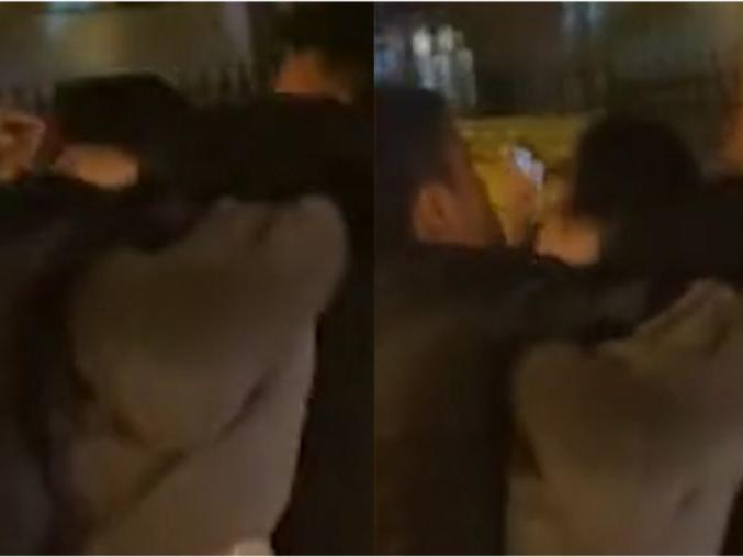「司机殴打乘客如何处理」重庆一司机被乘客辱骂,双方重拳互殴,司机挑衅:来打我啊,外地哈儿