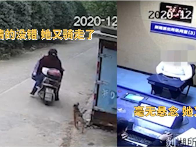 「拘留所里的生活是怎么样的」女子因偷电瓶车刚从拘留所出来,回家路上又偷电瓶车,民警:怎么又是你……