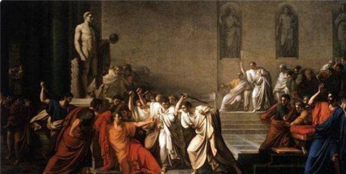 凯撒大帝被绑架,海盗提出2亿赎金,凯撒大怒:我至少值5亿