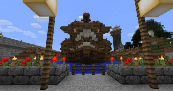 光吃粽子不玩龍舟太對不起端午了 快來《我的世界》選龍舟吧! 【我的世界Minecraft】