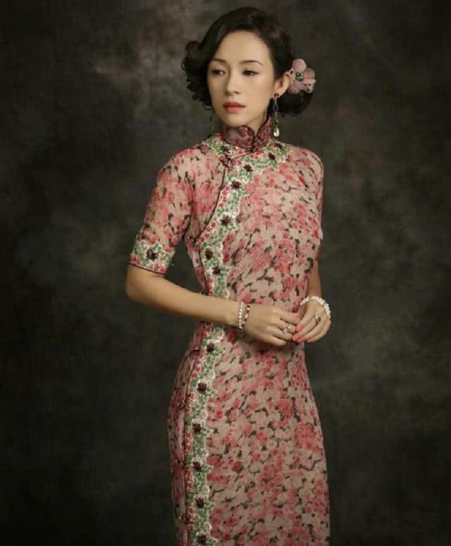 《妻子2》五美穿上旗袍,章子怡優雅,張嘉倪清新,謝娜驚艷眾人 【八卦啟示錄】