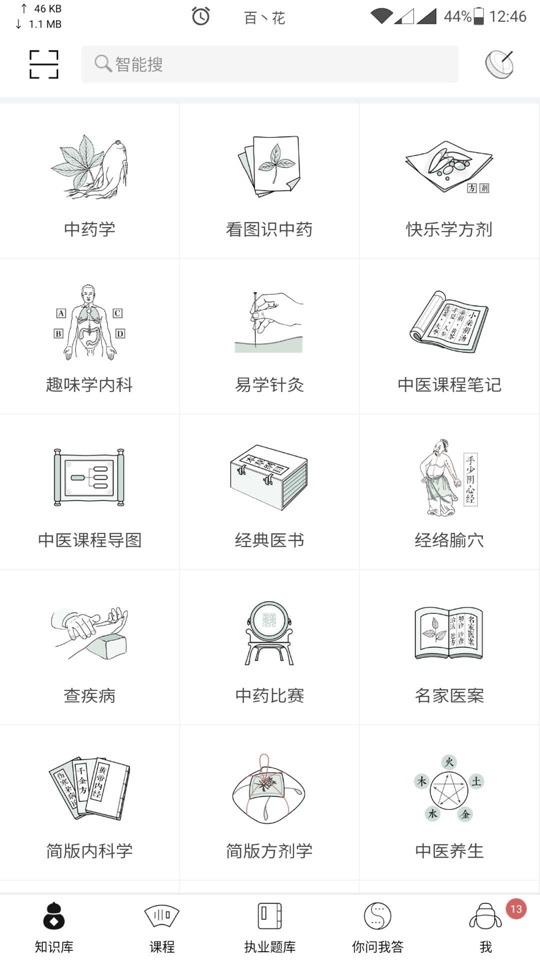中医通v5.1.2 最新会员去广告破解版