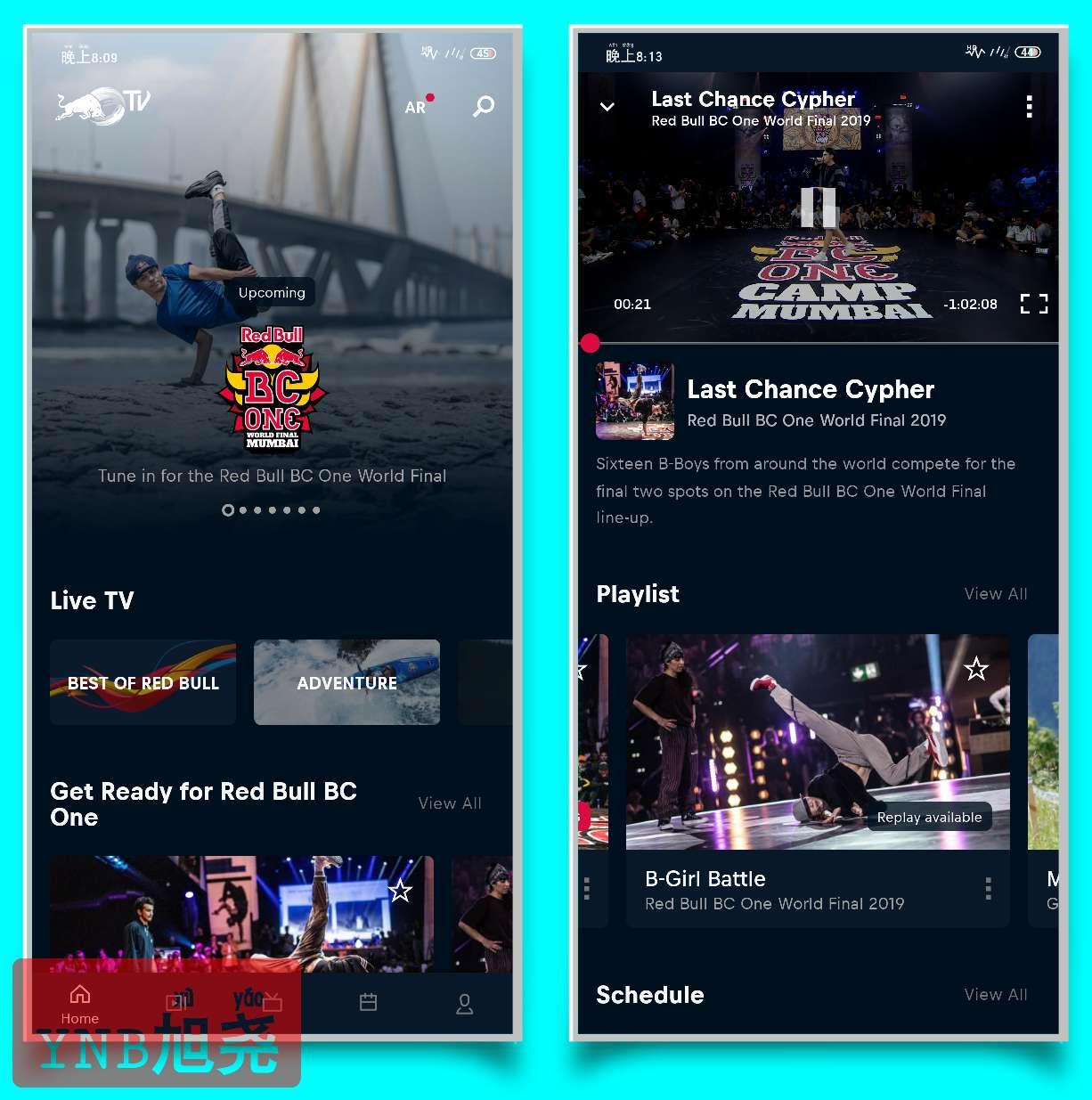 Red Bull TV 红牛电视-最专业的极限运动电视平台