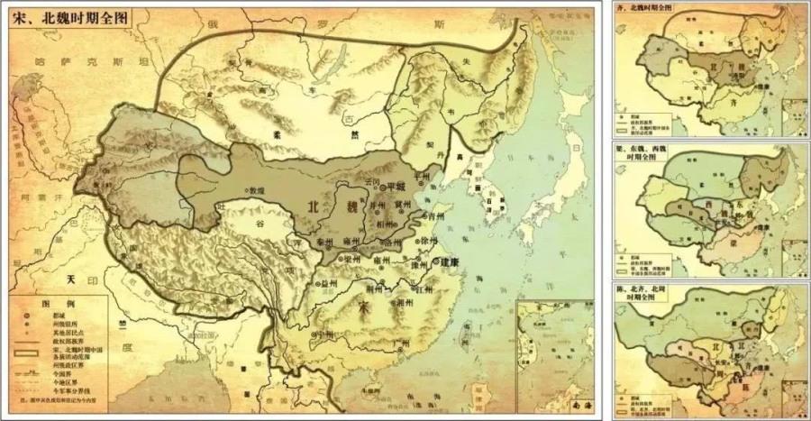 公元528年4月1日,因为一个谎言,敲响了北魏亡国的丧钟