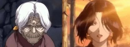 这些动漫女角色,年轻的时候竟然如此漂亮!