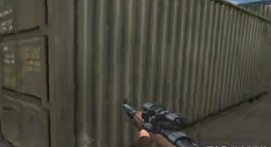穿越火线倍瞄准镜狙击枪,史上最强消音狙击枪登