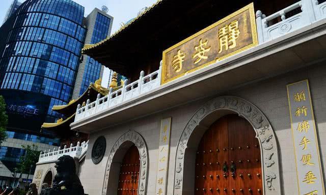 中國最霸氣寺廟,處於市中心周邊全是高樓大廈,門票價格超實惠 【you行世界】