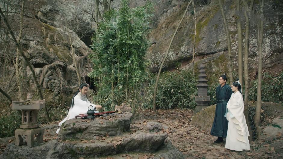 剑王朝:丁宁的身份已被揭开;浅雪对梁惊梦是崇拜,对男主是真爱