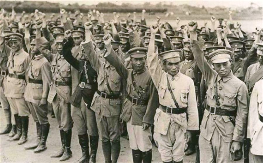 民国期间军阀部队为什么这么看重去争部队番号?