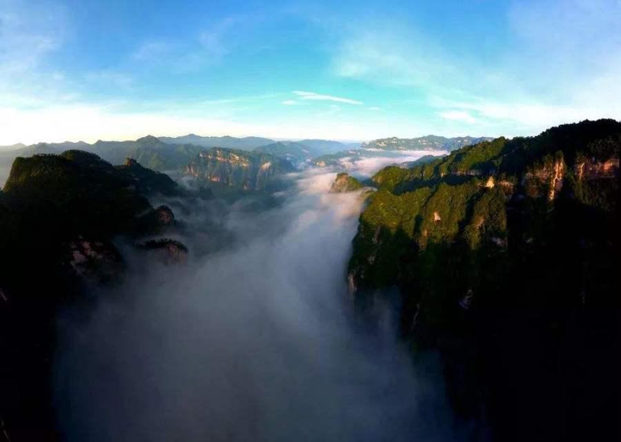 四川小眾旅遊城市巴中,紅色遺址、國家森林公園比比皆是 【川旅記】 自媒體 第1张