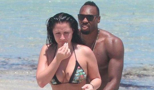 真爱?为何白人女性都爱做NBA黑人球星的女人,看了这些就懂