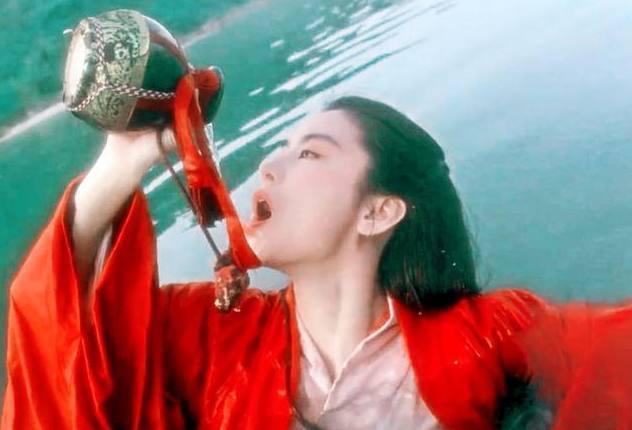 港台让人过目难忘的五位古装影视角色,赵敏最美,你的女神是谁呢