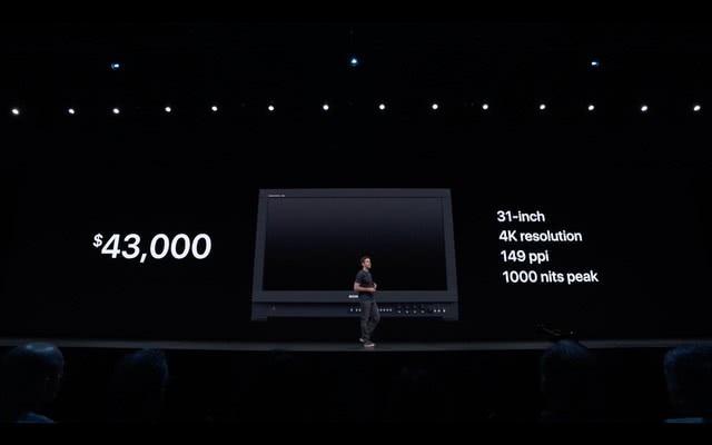微星發廣告調侃蘋果一個架子就要$999 【中關村在線】 自媒體 第1张