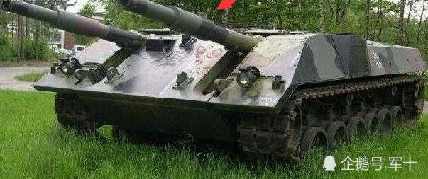 原來坦克曾經歷史有十管的坦克,你們見過嗎?為什麼後來沒有呢! 【軍十】