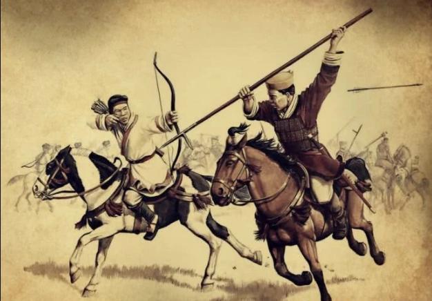 战国时期秦帝国无形的危机之——第一支骑兵部队