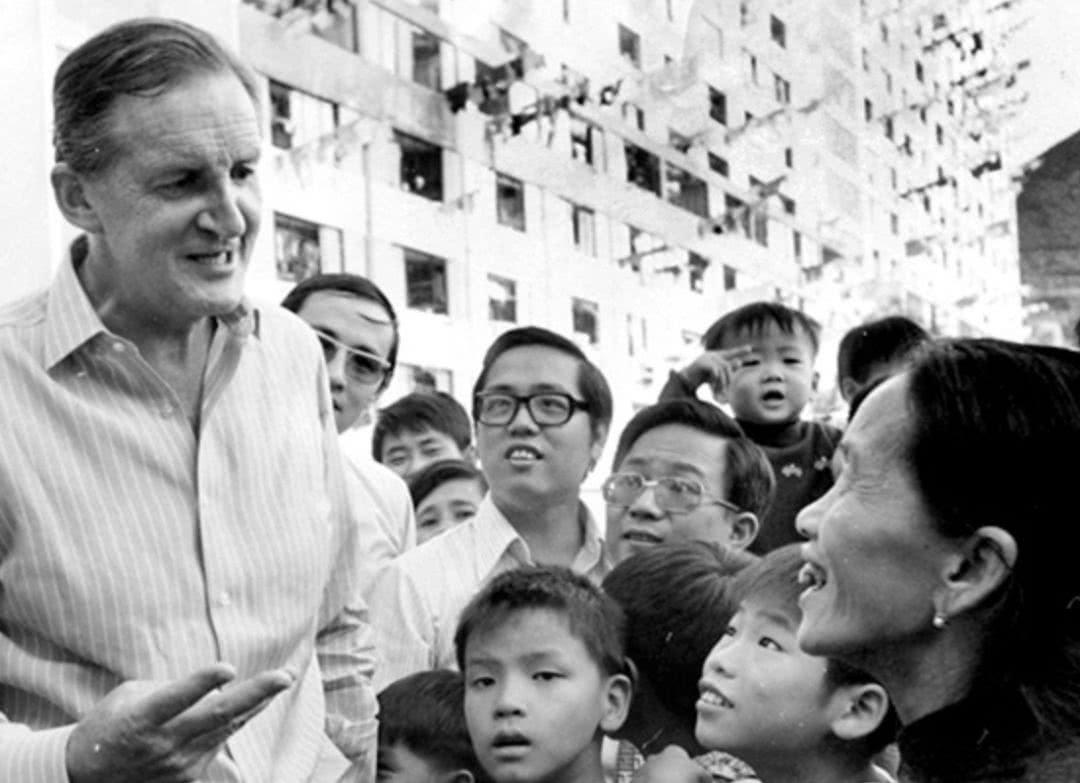麦理浩夫人:这个最受香港市民爱戴的英国老人,离世了-看点快报