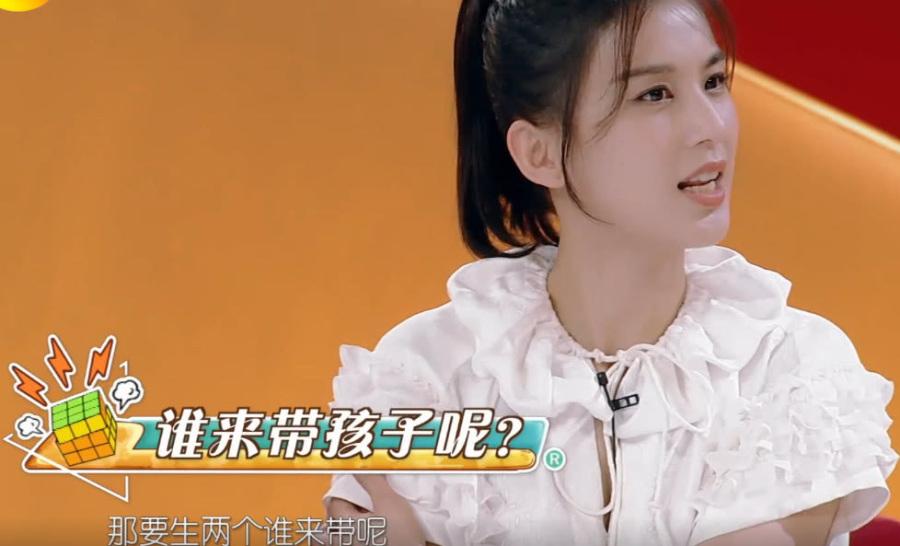 黃聖依不滿婆婆寵安迪,希望自己帶孩子,於小彤的媽媽很理解 【博美扒娛樂】 自媒體 第1張