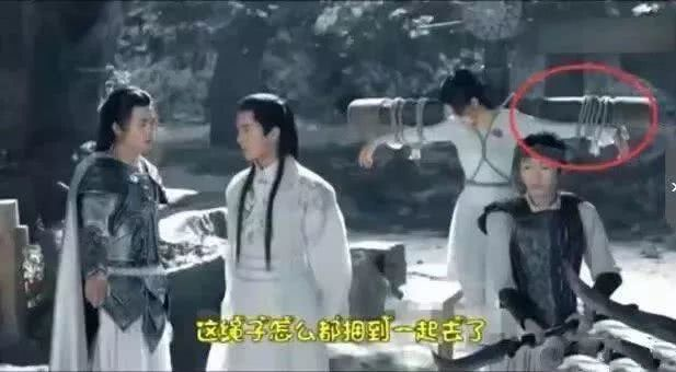 最搞笑的穿煲鏡頭,謝霆鋒怎麼用這種方式綁人,太隨便了 娛樂 第2张