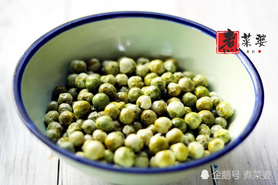 比豌豆下飯,比毛豆下酒,8元一斤正當季,腌一腌堪稱農家王老吉 【煮菜婆】
