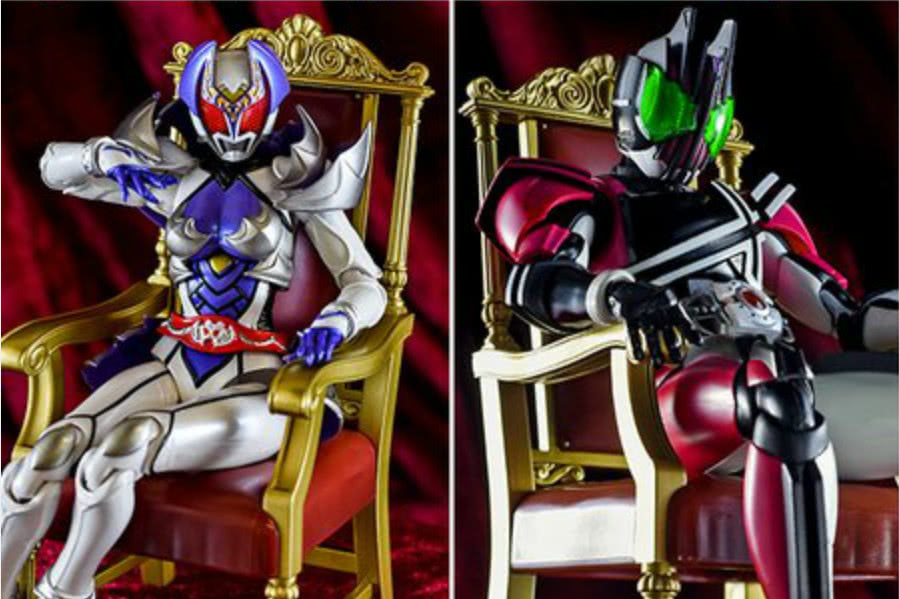 假面騎士:當神一樣的椅子被玩壞,帝騎哥超霸氣,檀黎斗王超喜感 【漫漫少女心】 自媒體 第1张
