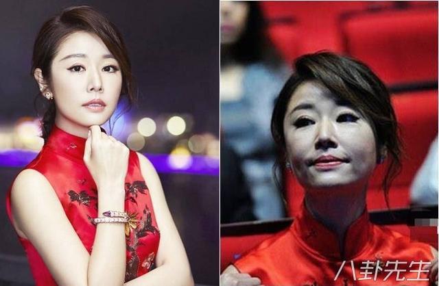 视觉中国镜头下哪个大龄女星颜值最能打?林心如吓人,蔡少芬逆天