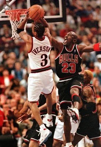 NBA季後賽拿7000分多難?喬丹做不到 唯獨他有望達成 【愚人侃球】