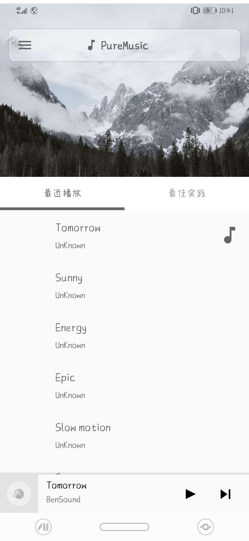 纯音乐播放器PureMusic v1.1.6 净化你的心灵-聚合资源网