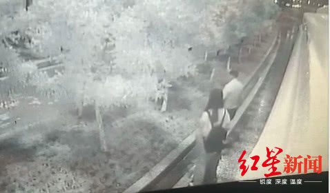 江西大四女生失聯8天,監控拍到其最後上了江邊大橋 【紅星新聞】