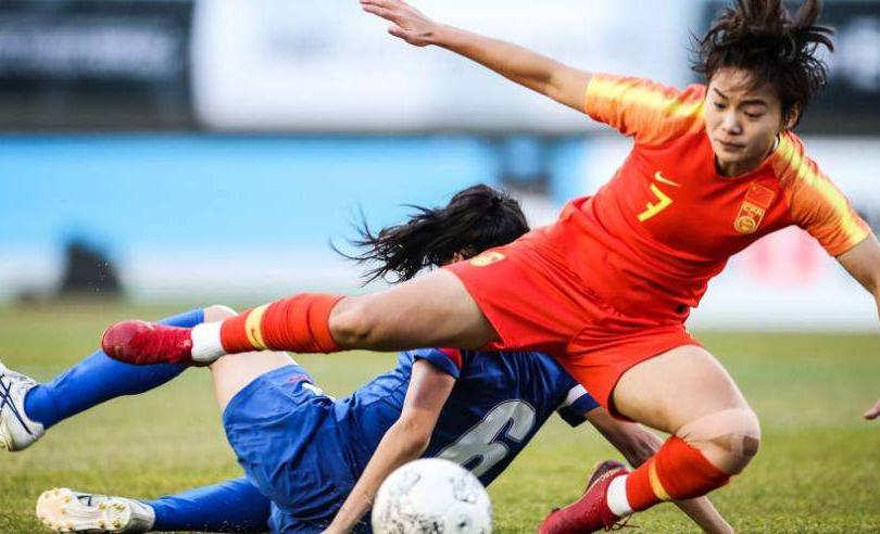 女足东亚杯,中国队体现不尽满意,女足兴起路途很远