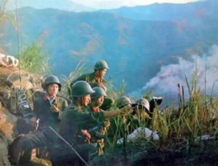 中越戰爭,有2國全力支持越南,並做出威脅行為,它們是誰? 【虎衛營】