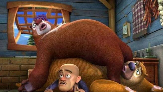 熊出沒:角色名字後加一字,熊大變熊大姐,看到最後一個笑噴了! 【老王娛樂新鮮事】 自媒體 第1张