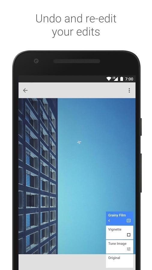 Snapseed_v2.19超强谷歌图片处理工具