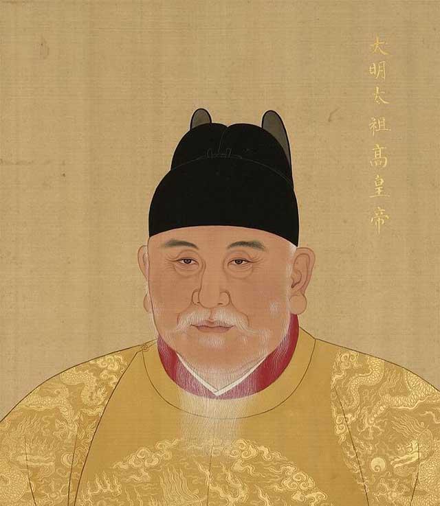 给地主刘德放牛的朱元璋,当上皇帝后衣锦还乡,刘德是什么下场?