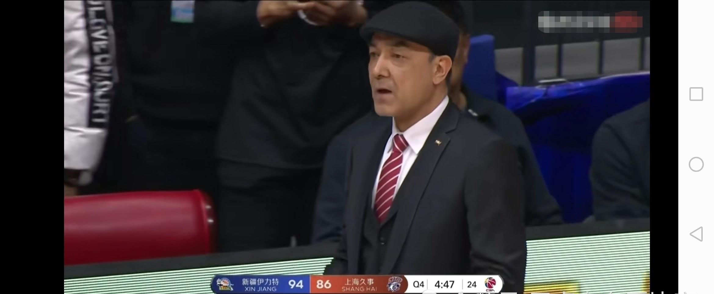 打上海队都这么费劲,现在新疆男篮的竞赛不太好看了!